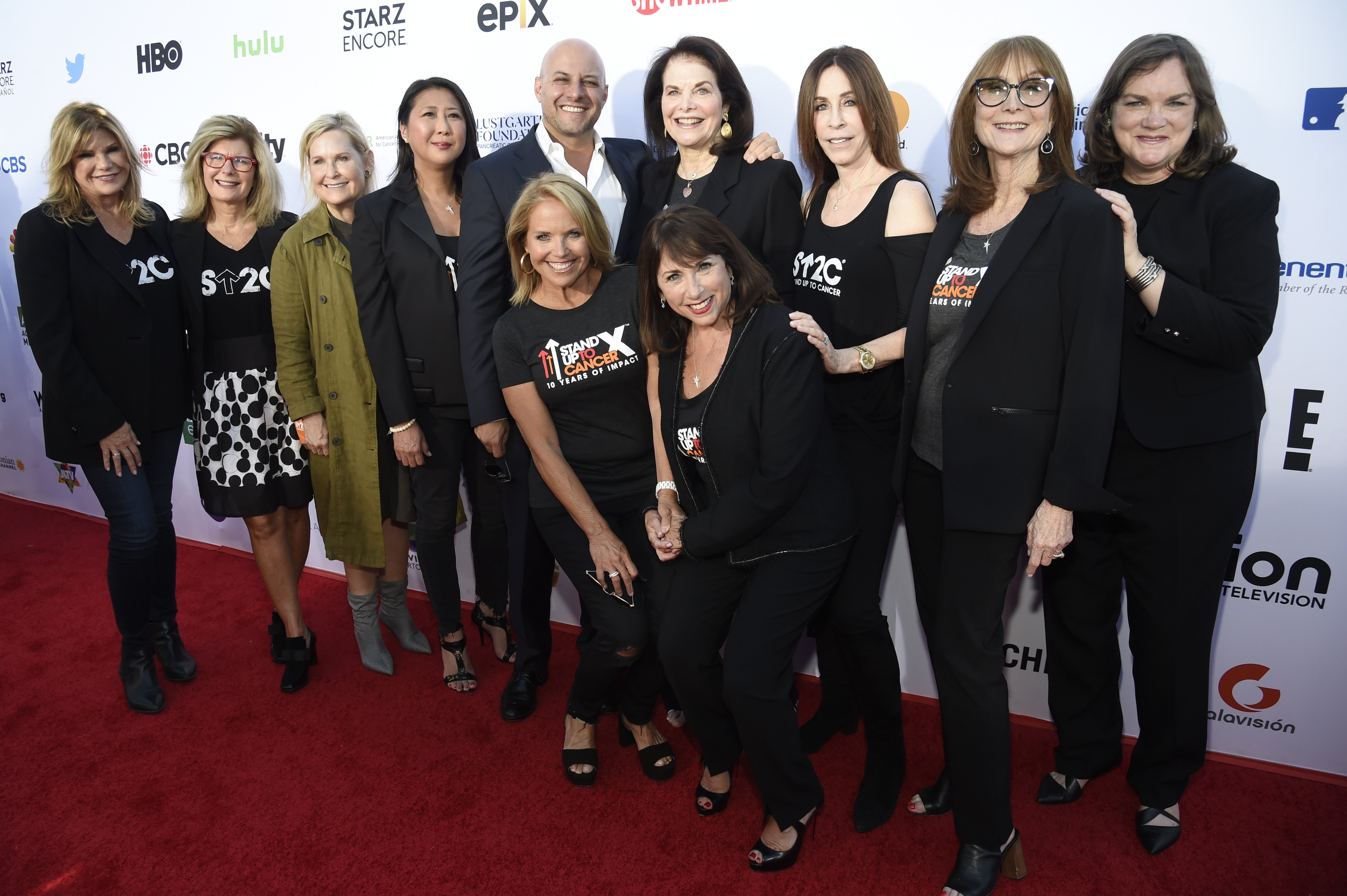 639bcdacc2b Stand Up To Cancer Marks 10 Years Of Impact In Cancer Research At Biennial  Telecast – Arrivals